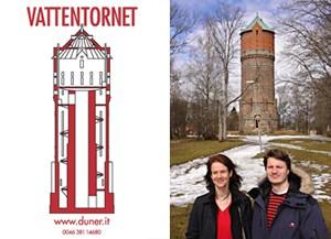 Vattentornet Dunér Arkitektkontor