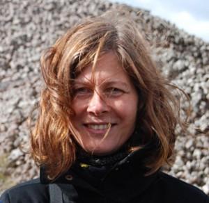 Industriantikvarie Lena Knutson Udd